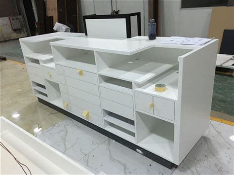 White Reception Desk For Sale Custom White Reception Desk Design Front Desk Furniture Counter Table For Sale U
