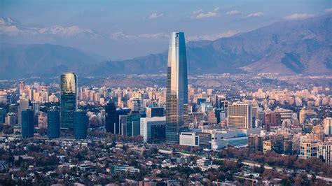 De City santiago city tour chilean capital exclusive to andbeyond