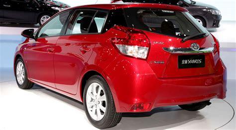 Toyota Indonesia Yaris Toyota Yaris 2013 Indonesia