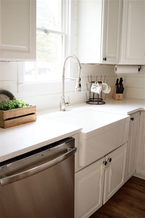 fireclay kitchen sinks pros home how to choose a farmhouse sink lauren mcbride