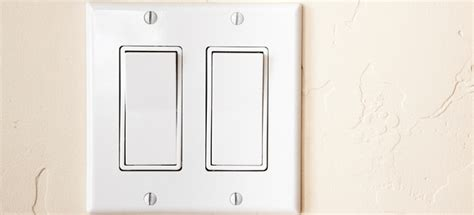 replacing old light switches how to replace a double light switch doityourself com