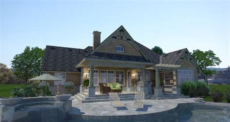 Outdoor Living House Plans by Outdoor Home Features Projected To Increase In Popularity