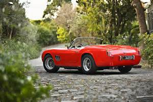 250 California Spider 250 Gt Swb California Spider Sells For 17 16m At