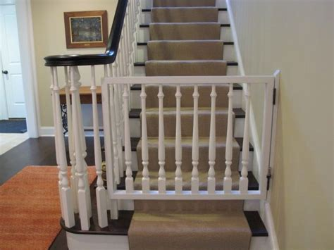 Baby Gate For Bottom Of Stairs Banisters by Gates Fot Steps Best Baby Gates For Bottom Of Stairs