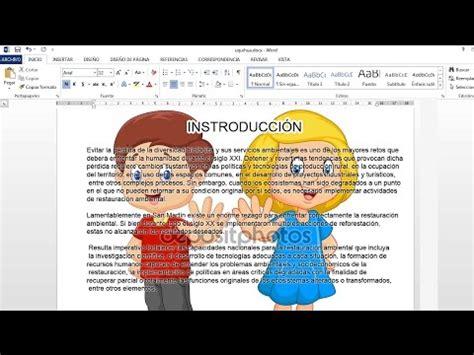 como poner imagenes que se mueven en word como poner una imagen detr 225 s del texto en word 2016