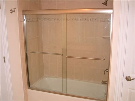 Tub Shower Enclosures Ideas The Homy Design Mobile Home Shower Doors