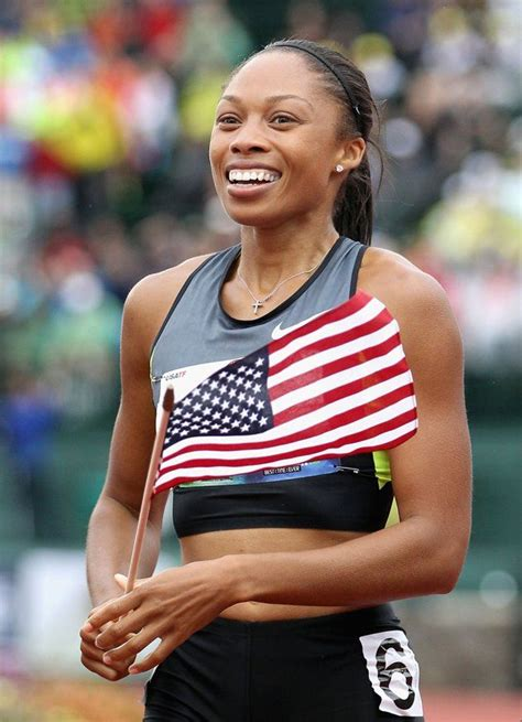allyson felix body hottest olympic athletes
