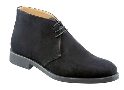 black suede boots mens perth mens black suede chukka boot