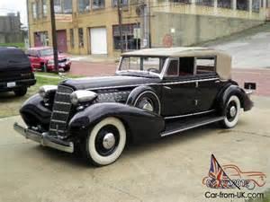 1935 Cadillac For Sale 1935 Cadillac 355d 4 Door Convertible Sedan