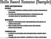 resume skills list of skills for resume sle resume