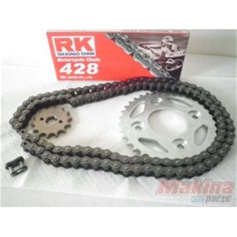Gear Set Crypton Chain Kit Crypton Kc rk drive chain set modenas dinamik 125