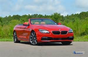 Bmw 650 Convertible 2016 Bmw 650i Convertible Review Test Drive