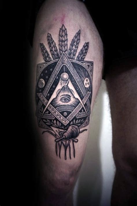 illuminati tattoo design 50 wheat designs for cool crop ink ideas
