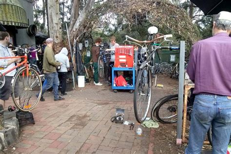 Ceres Bike Shed by Melbourne Build Your Own Recycled Bicycle