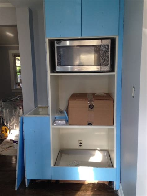 Kitchen Metal Cabinets will an ikea cabinet be able to handle the weight of an lg