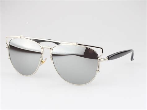 Mirrored Sunglasses so technologic mirrored lenses sunglasses christian