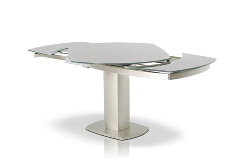 modern extendable dining table dining table scandinavian dining table with dutch