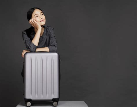 Xiaomi Mi Trolley 90 Points Suitcase 20inch White genuine xiaomi 90 minutes spinner wheel luggage tsa coded lock travel suitcase 24 inch grey
