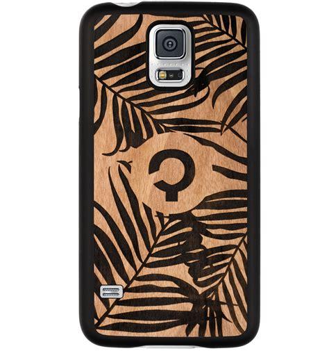 Wood Samsung Galaxy S5 wooden samsung galaxy s5 aniegre jungle plantwear