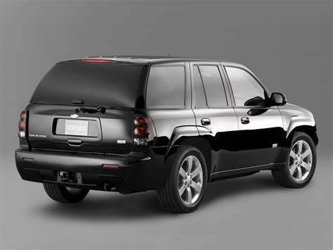 chevrolet trailblazer 2008 chevrolet trailblazer specs 2008 2009 2010 2011 2012