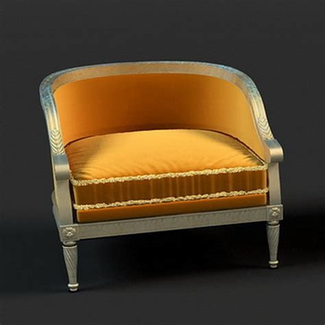 Barbara Barry Armchair by The Chair On The Wooden Frame Barbara Barry