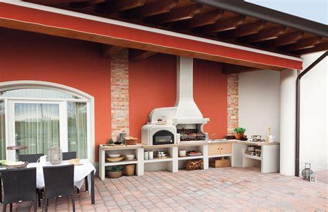 cucina e arredi cucine da esterno piani cottura barbecue e arredi per