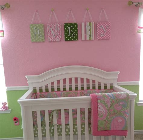 pink and green nursery 17 best ideas about pink green nursery on pinterest