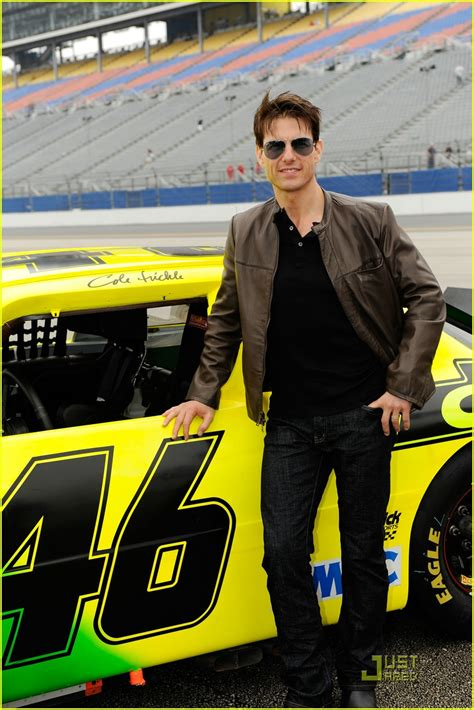Tom Cruise To Play A Race Car Driver In New by 46 Days Until The Daytona 500 Nascar