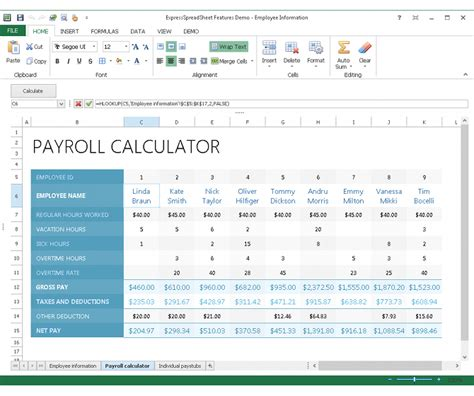 wages calculator payroll management payroll management express