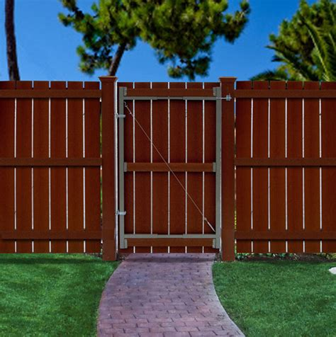 can you put a privacy fence in your front yard install wooden privacy fence fences