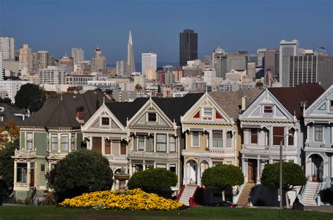 full house san francisco the quot painted ladies quot of san francisco as seen on full house flickr photo sharing