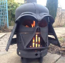 Backyard Fire Pits For Sale Everyone S Losing Their Sh T Over This Darth Vader Fire