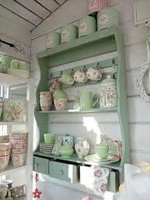 shabby chic kitchen decor shabby chic kitchen shelf pictures photos and images for