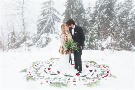 best winter wedding locations new 2 vintage bohemian winter wedding mike green