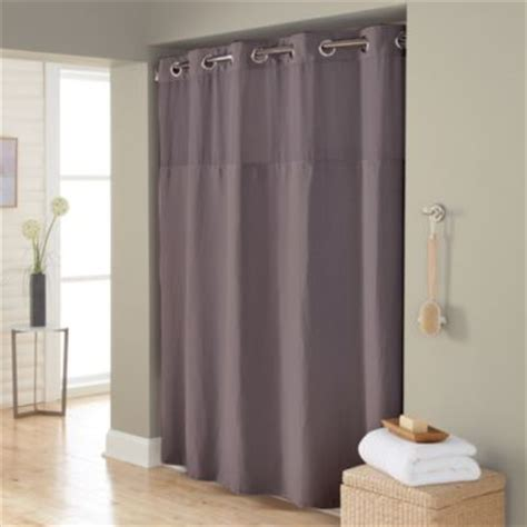 86 shower curtain buy hookless 174 escape 71 inch x 86 inch long fabric shower