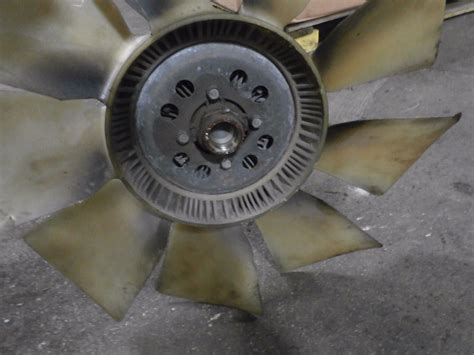 2002 ford 7 3 power stroke stock p 963 fan clutch