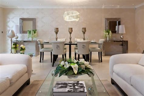Magnificent Mirrored Console Table In Living Room Console Table In Living Room