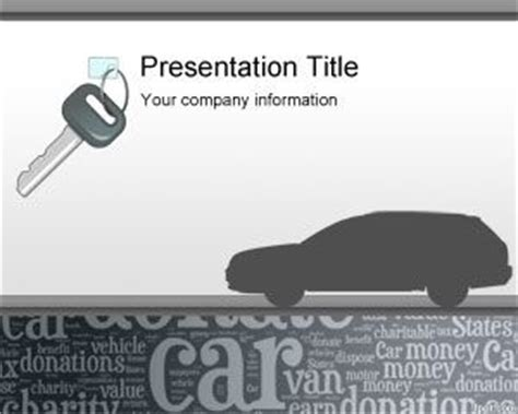 free download ppt templates for automobiles free car powerpoint templates