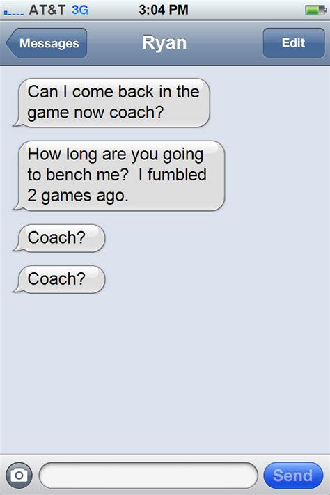 fake text messages  norv turner bolts   blue