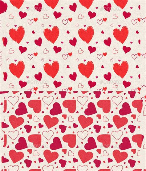 pattern photoshop heart 45 free valentine patterns to enhance your valentine