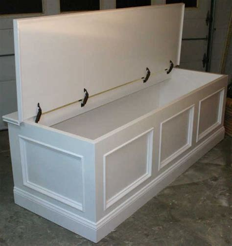 built in bench under window long storage bench plans google search diy furniture