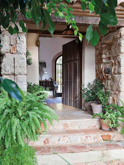 imagenes jardines entrada casa fachadas y zonas de entrada con estilo mi casa
