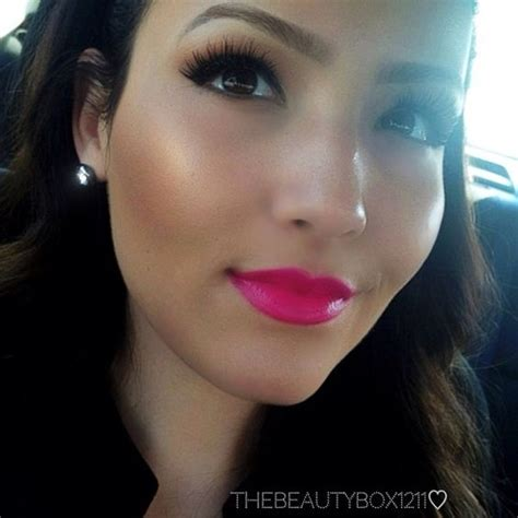 girl about town lipstick mac girl about town lipstick and glowing skin makeup