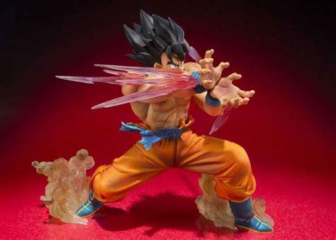 Figuarts Zero Goku figuarts zero goku kamehameha ver