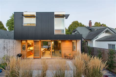 shed style architecture capitol hill house shed architecture design archdaily
