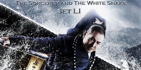 pemeran ular putih di film the sorcerer and the white snake jet li the sorcerer and the white snake memburu