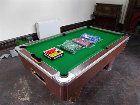 pool table to play pool table recovered and repair and now ready for