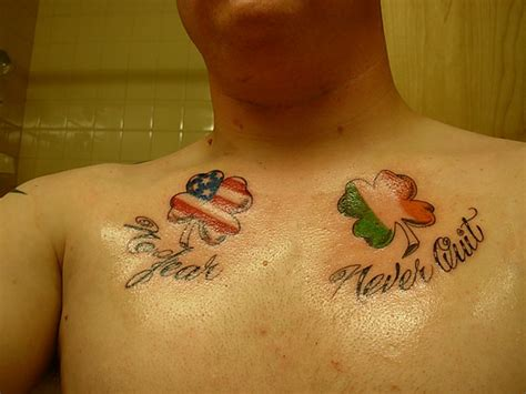 irish american tattoos terrible american tattoos what not to get