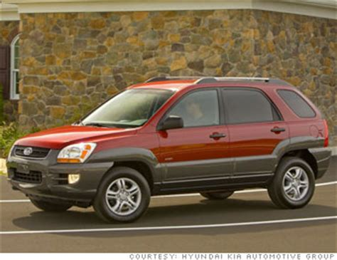2007 Kia Sportage Tire Size 2007 Kia Sportage 200 Interior And Exterior Images