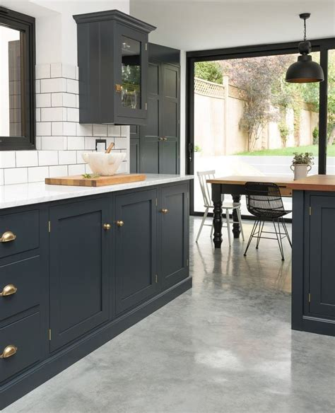 concrete kitchen floor 17 best ideas about polished concrete kitchen on